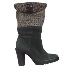 Wedge Ankle Boots Calvin Klein