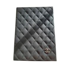 Porte documents, serviette Chanel  pas cher