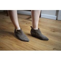 Bottines & low boots plates Bimba & Lola  pas cher