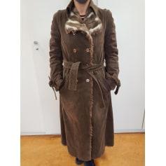Manteau en fourrure Christian Lacroix  pas cher