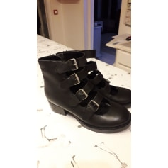 Bottines & low boots à talons Asos  pas cher