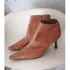 High Heel Ankle Boots Zara