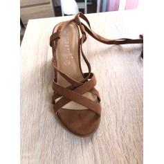 Sandales à talons Marypaz  pas cher