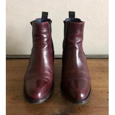 Bottines & low boots à talons Pinto Di Blu  pas cher