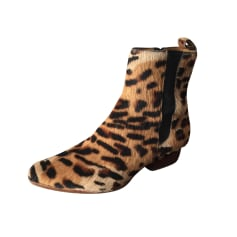Cowboy Ankle Boots AudreyLBD