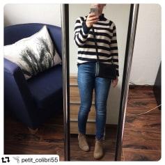 Jeans slim Caroll  pas cher