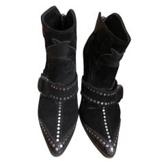 High Heel Ankle Boots Zadig & Voltaire
