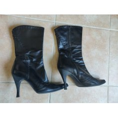 Bottines & low boots à talons Made In Italie  pas cher