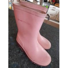 Bottes de pluie Dunlop  pas cher