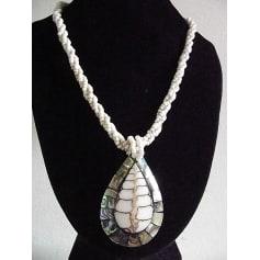 Pendentif, collier pendentif Créations Ethniques  pas cher