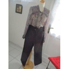 Pantalon droit Gothic Jean's  pas cher