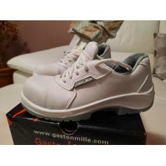 Chaussures à lacets  Gaston Mille  pas cher
