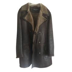 Leather Coat Gucci