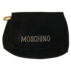 Sac à main en cuir Moschino  pas cher