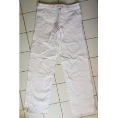 Pantalon droit Yves Saint Laurent  pas cher