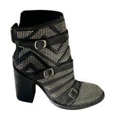 Bottines & low boots à talons Mexicana  pas cher