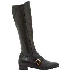 Flat Boots Prada