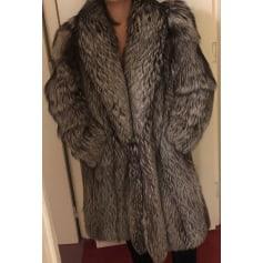 Manteau en fourrure Milady  pas cher