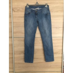 Jeans droit Rsb  pas cher