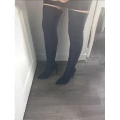 Bottes cuissards Even & Odd  pas cher