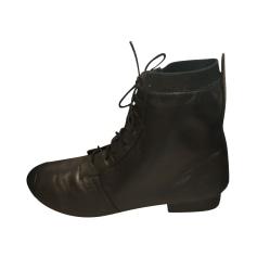 Bottines & low boots plates Bloch  pas cher