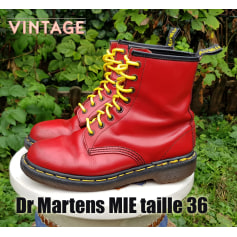 Wedge Ankle Boots Dr. Martens