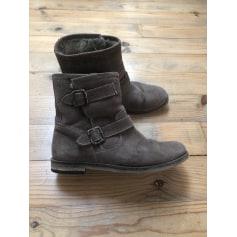 Bottines & low boots à talons Reqins  pas cher