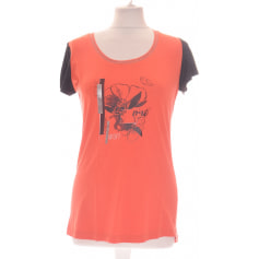 Top, tee-shirt Miss Captain  pas cher