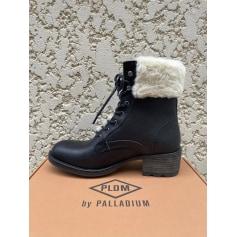 Bottines & low boots à compensés Palladium  pas cher
