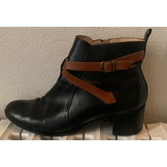 Bottines & low boots à talons Mellow Yellow  pas cher