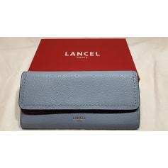 Portefeuille Lancel  pas cher