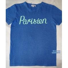Tee-shirt Maison Kitsuné  pas cher