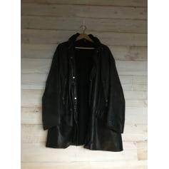 Leather Coat Hermès