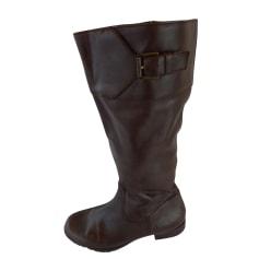 Flat Boots Ralph Lauren