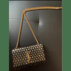 Lederhandtasche Saint Laurent Kate