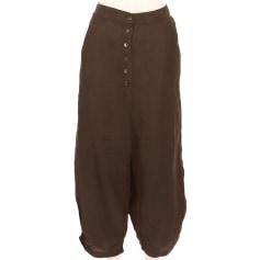 Cropped Pants, Capri Pants La Fée Maraboutée