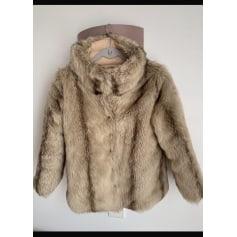 Manteau en fourrure Guess  pas cher