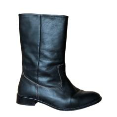 Bottines & low boots plates Karine Arabian  pas cher
