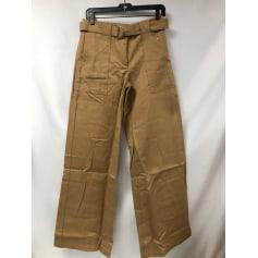 Pantalon large Desigual  pas cher
