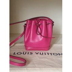 Sac en bandoulière en cuir Louis Vuitton Noé pas cher