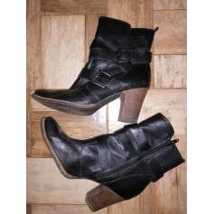Thigh High Boots Clarks