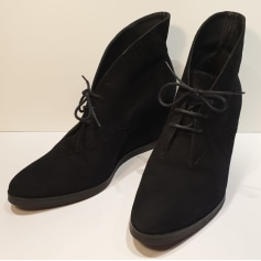 Wedge Ankle Boots Parallèle