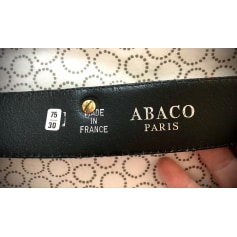 Ceinture large Abaco  pas cher