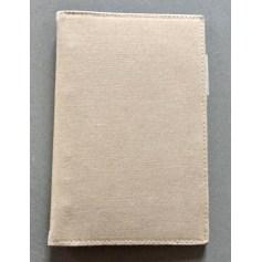 Porte document, serviette Muji  pas cher