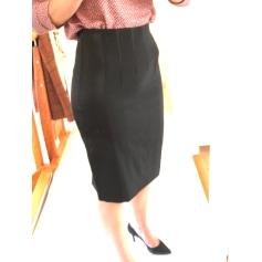 Jupe mi-longue Karen Millen  pas cher