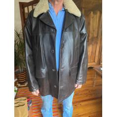 Leather Coat Marlboro Classics