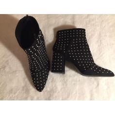 Bottines & low boots à talons Qupid  pas cher