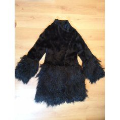 Manteau en fourrure Antik Batik  pas cher