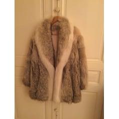 Manteau en fourrure Jindo Fur Salons  pas cher