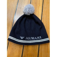 Bonnet Armani  pas cher